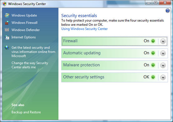 windows-security-center