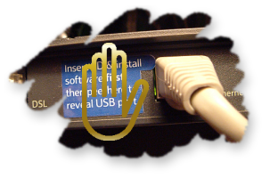 USB Blocker