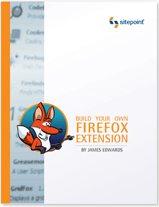 free ebook on firefox extensions