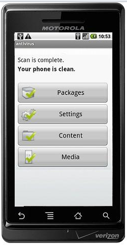 Free Cell Phone anti Virus Software for Your Android Mobiles - PC ...