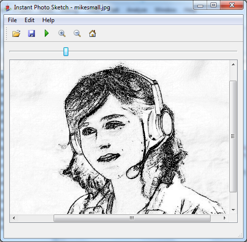 image to sketch converter