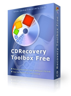 CD Data Recovery Toolbox