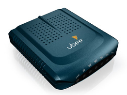 ubee modem router password