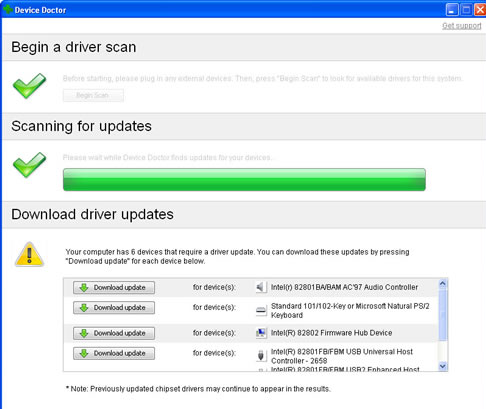 device driver update tool