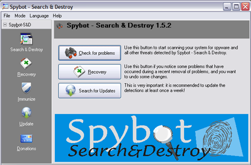 spybot search and destroy review
